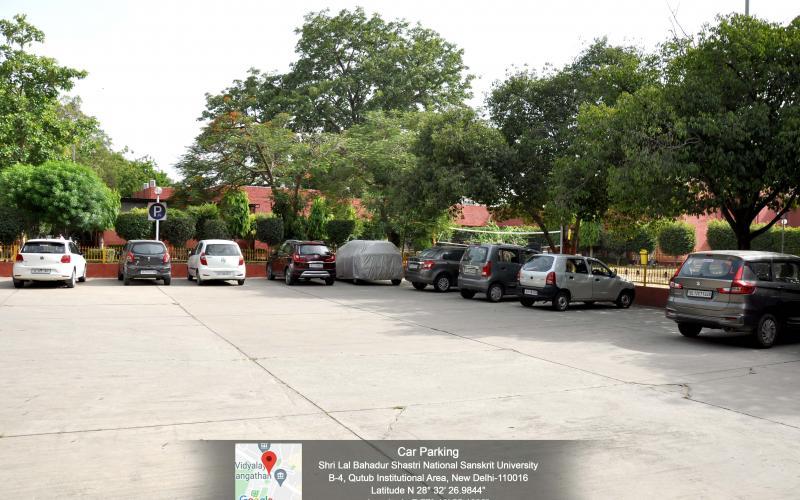 गाड़ी पार्किंग